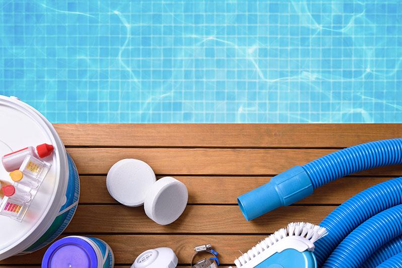 checkup piscina